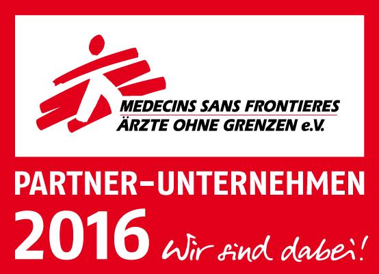 Alpensped unterstützt Ärzte ohne Grenzen