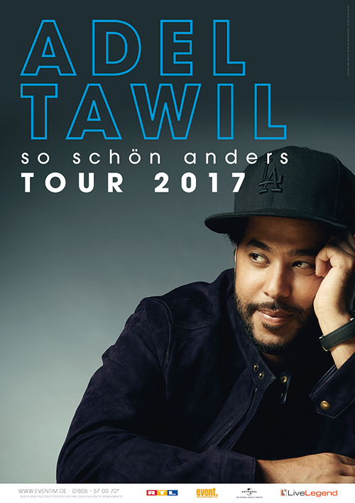 ADEL TAWIL – so schön anders Tour 2017