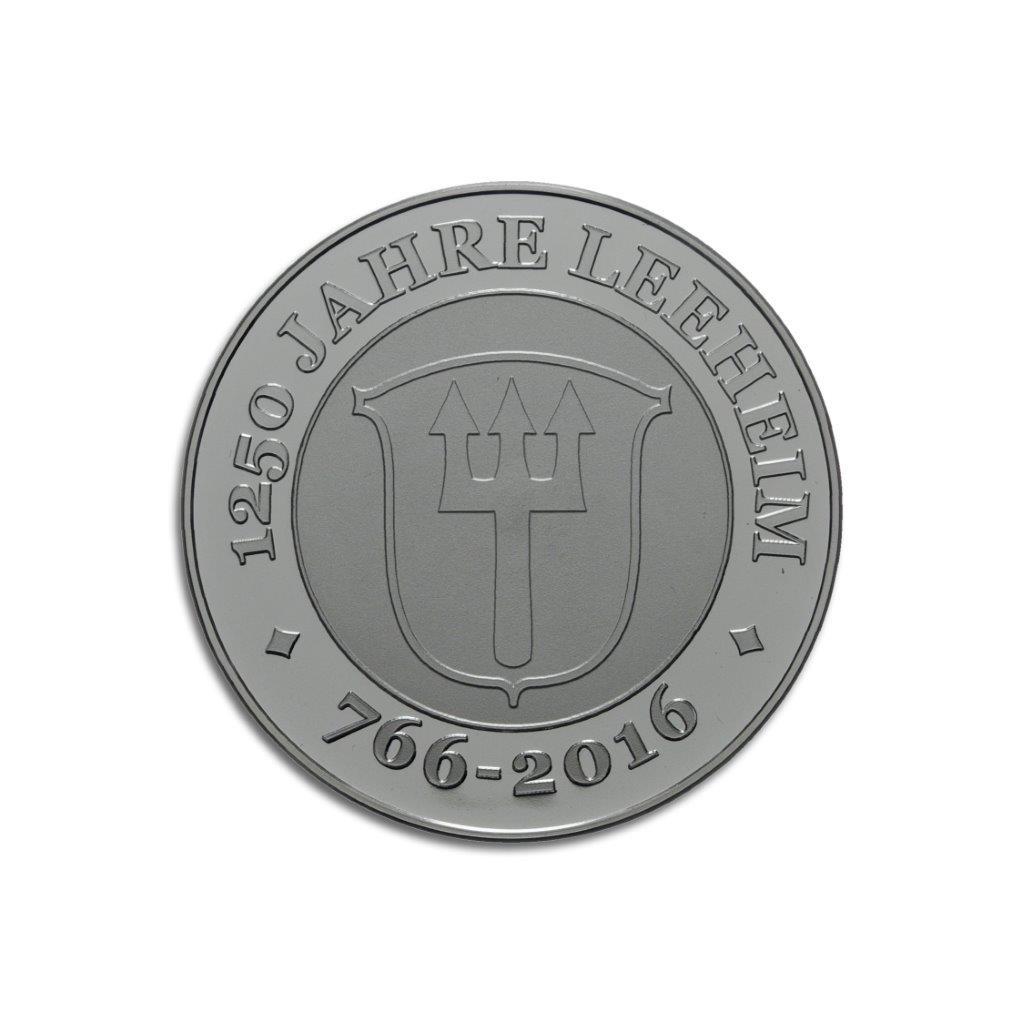 Degussa Ideenplattform: Vereinsjubiläum mit der selbst gestalteten Medaille feiern