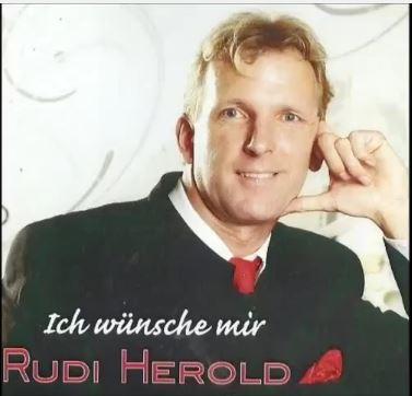 Ich wünsche mir – die neue Single von Rudi Herold