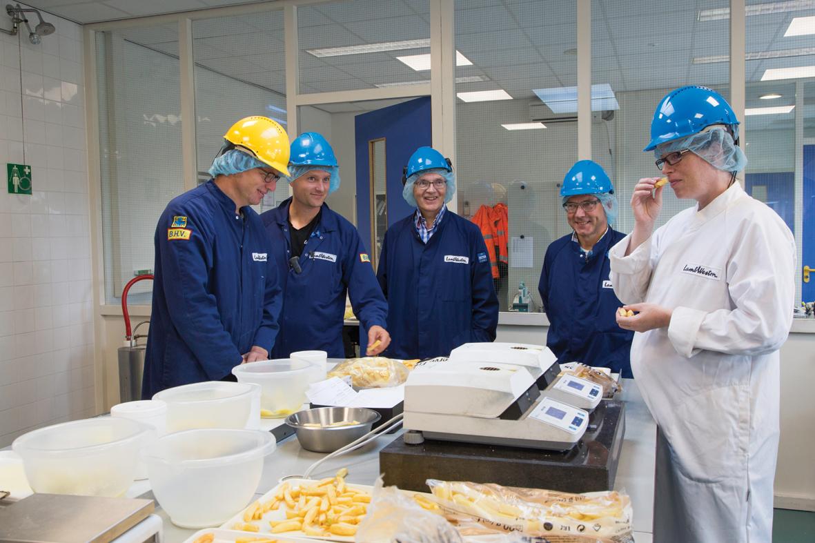 Lamb Weston/Meijer kauft Kartoffelsparte von Oerlemans Foods