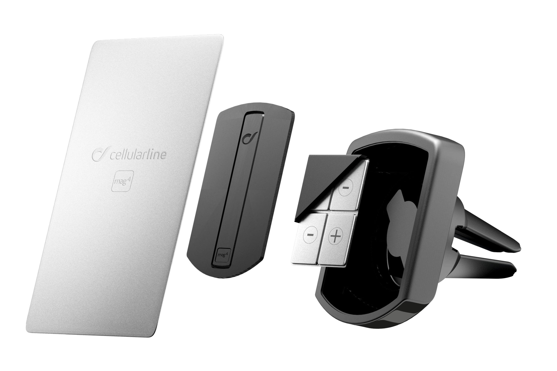 CELLULARLINE präsentiert neue Produktreihe für sicheres Telefonieren im Auto