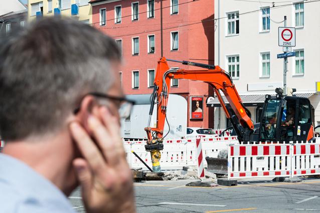 """""""Bombenräumung vor der eigenen Haustür"""" – Verbraucherinformation der ERGO Versicherung"""