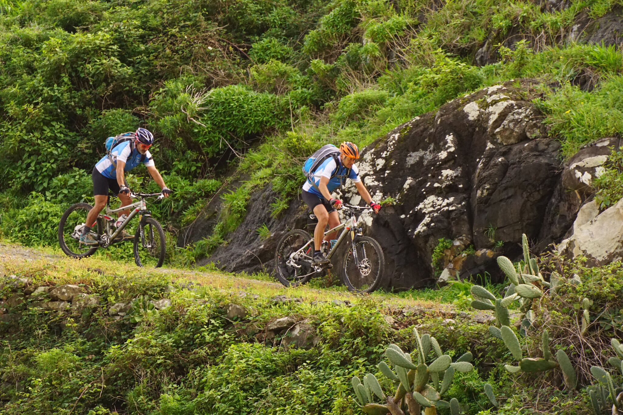 Mit dem Fully oder E-Bike Fully auf den Gipfel