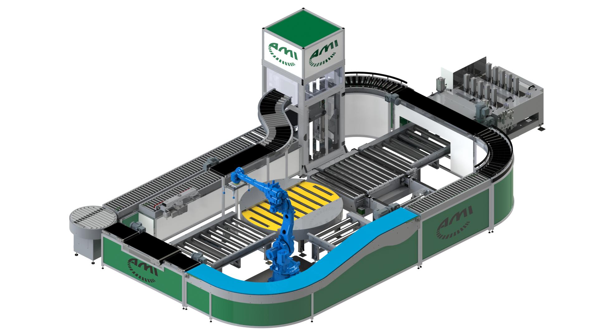 AMI stellte auf der LogiMAT 2017 smarte Lösung zur Logistiksteuerung vor