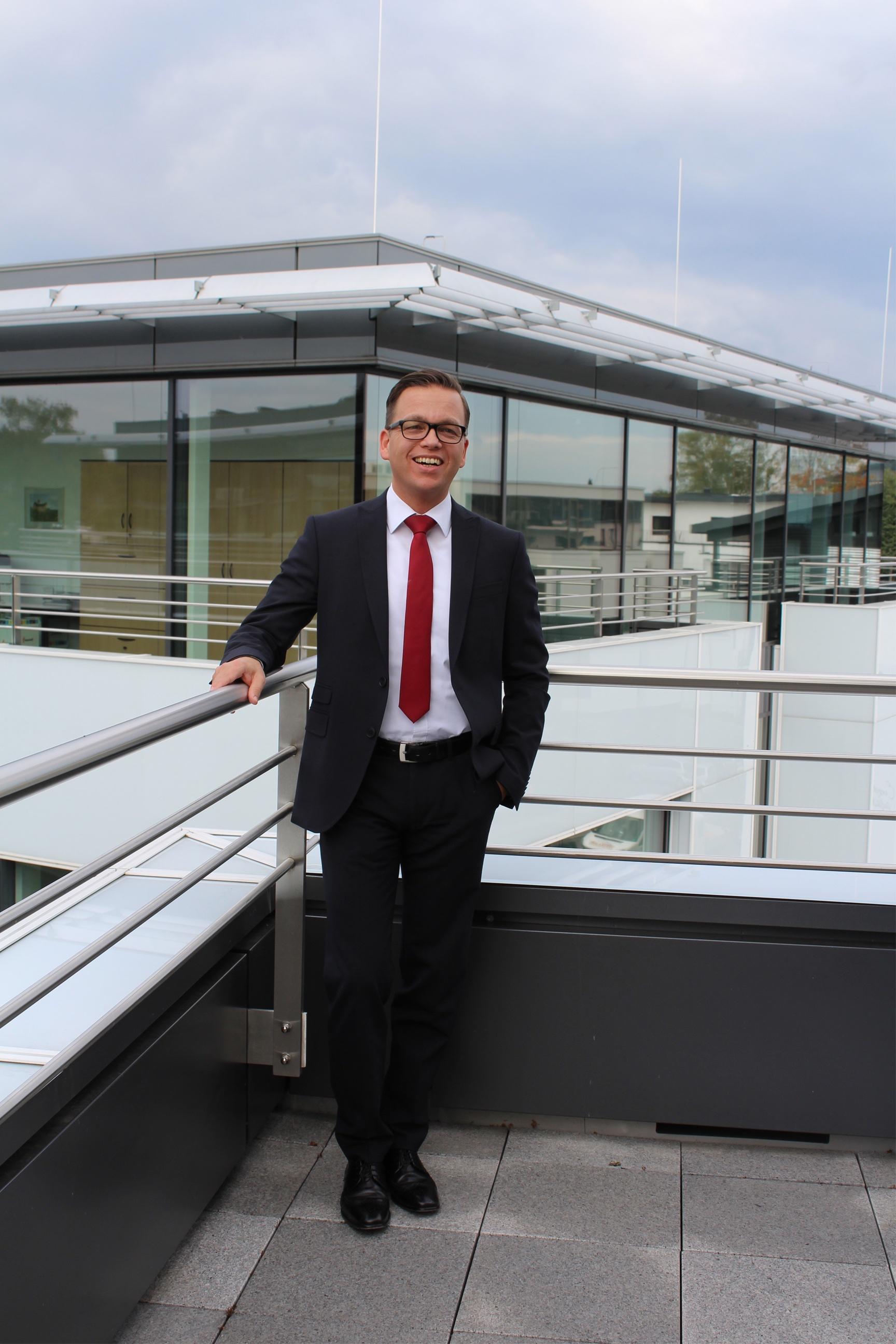 Martin Heinz wird weiterer Geschäftsführer bei DUALIS