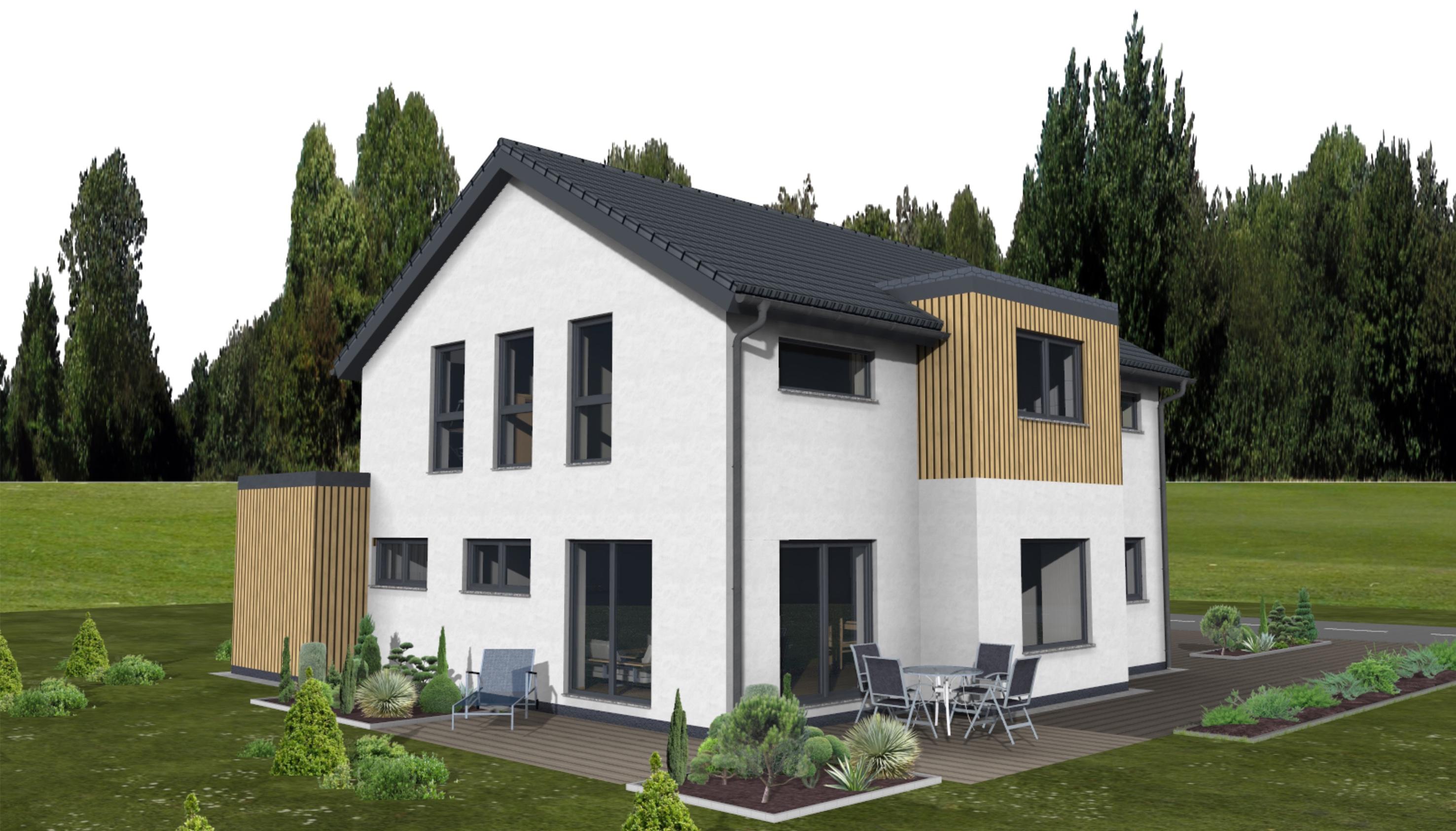 """Nachhaltig und großzügig: Fingerhut Haus stellt Musterhaus """"Günzburg"""" vor"""