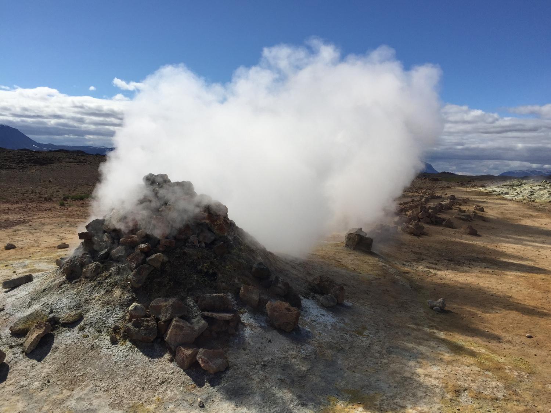 Island: Land der Vulkane und Geysire