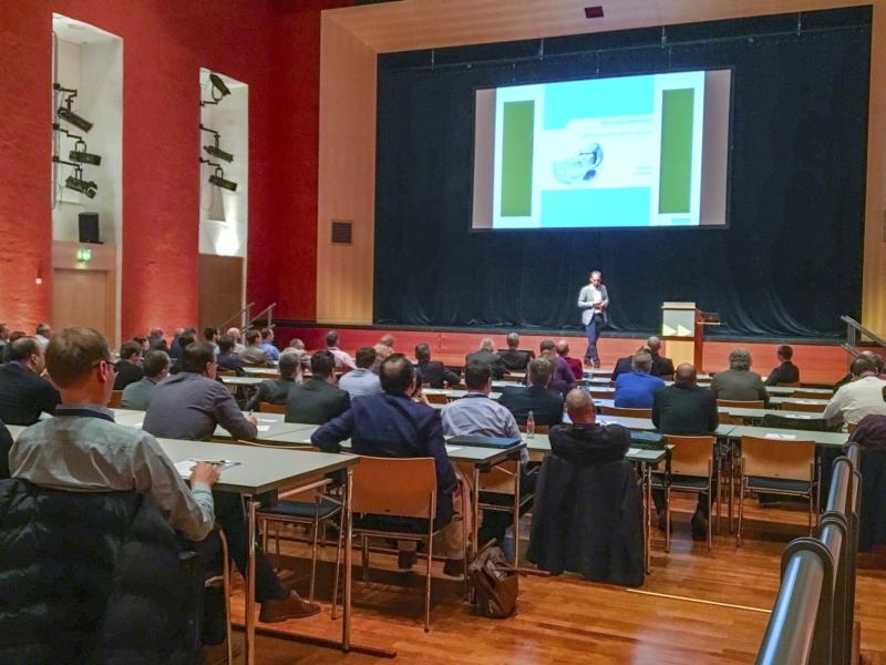 """Über 400 Besucher auf der Controlware Security Roadshow """"IT-Security 2017 – effizienter und managebar"""""""