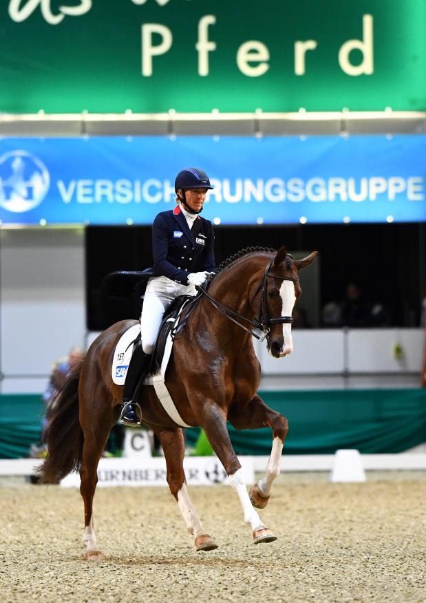 Faszination Pferd in Nürnberg - Generalprobe für das Finale im NÜRNBERGER BURG-POKAL 2017