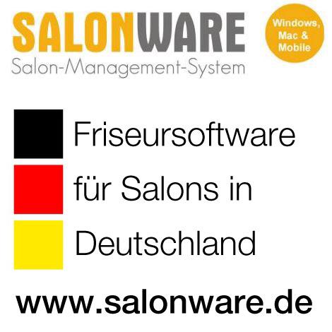 SALONWARE wird f#xFCr Friseure in Deutschland weiterentwickelt