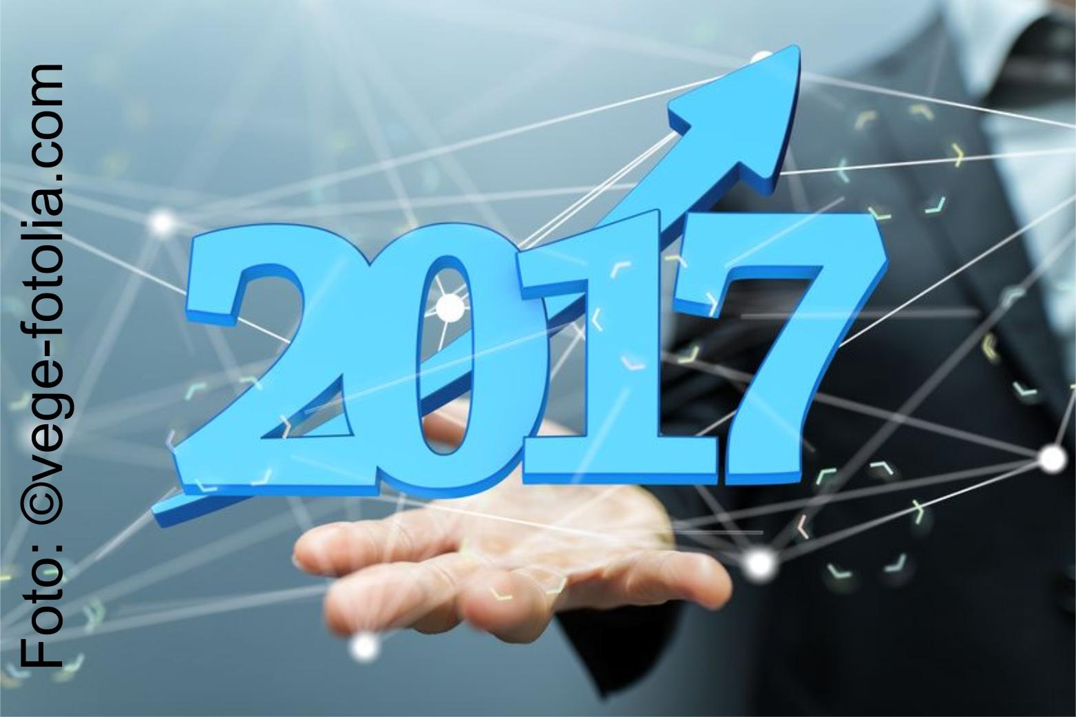 Karrierejahr 2017: Gute Vorsätze im Job erfolgreich umsetzen