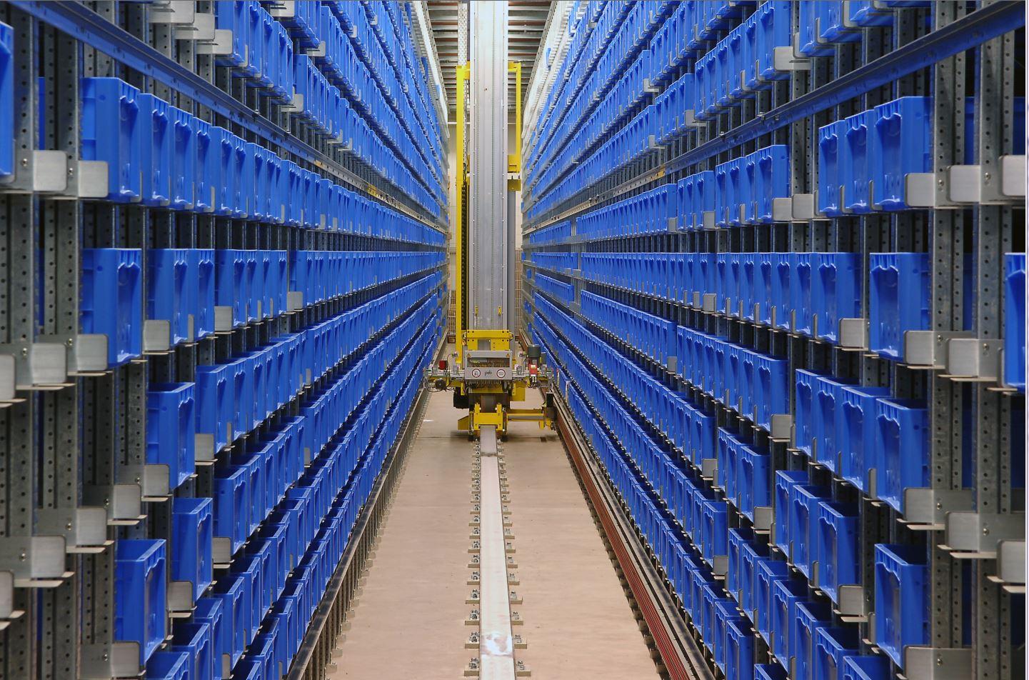 Im Verbund stark: Erfolgreiche Gesch#xE4ftsentwicklung der Co-med f#xFChrt zur Erweiterung des Logistikzentrums