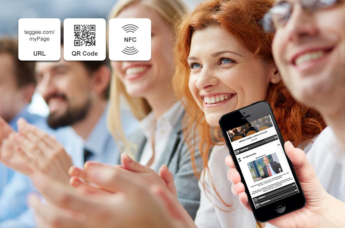 Immer mehr Tagungshäuser stellen mobile Infosites bereit