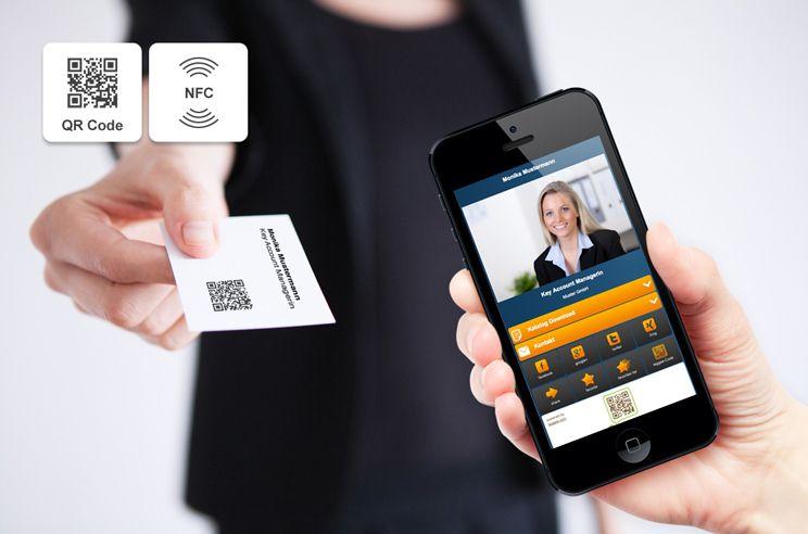 Multimediale Visitenkarten für Unternehmen? Mit teggee kein Problem