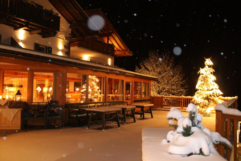 Bergweihnacht: Weihnachten Zuhause im Südtiroler Hotel Tann****