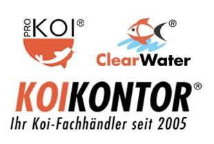 Koifutter & Trommelfilter bei koi-kontor.de