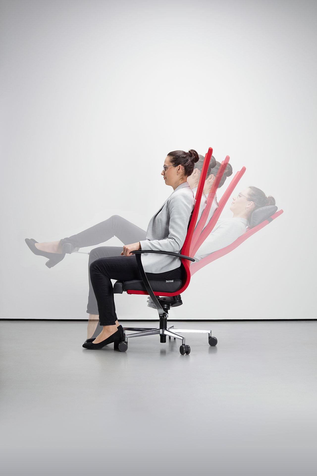 Die Evolution des Bürostuhls