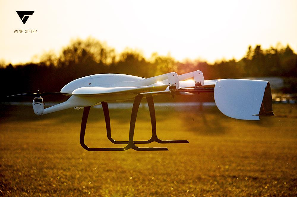 Von Breitband bis Drohnen – Digitalisierung PUR in Frankfurt