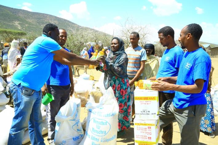 Äthiopien: Dürre und Hunger