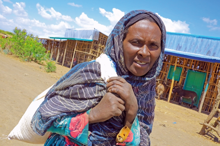 Äthiopien: Flucht vor dem Hunger – Die Geschichte von Shada