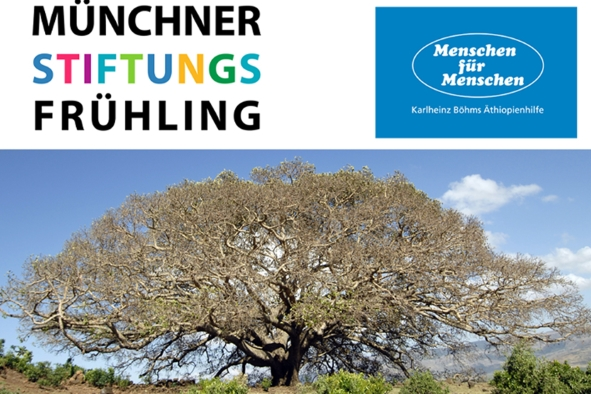 Stiftung Menschen für Menschen beim Münchner Stiftungsfrühling
