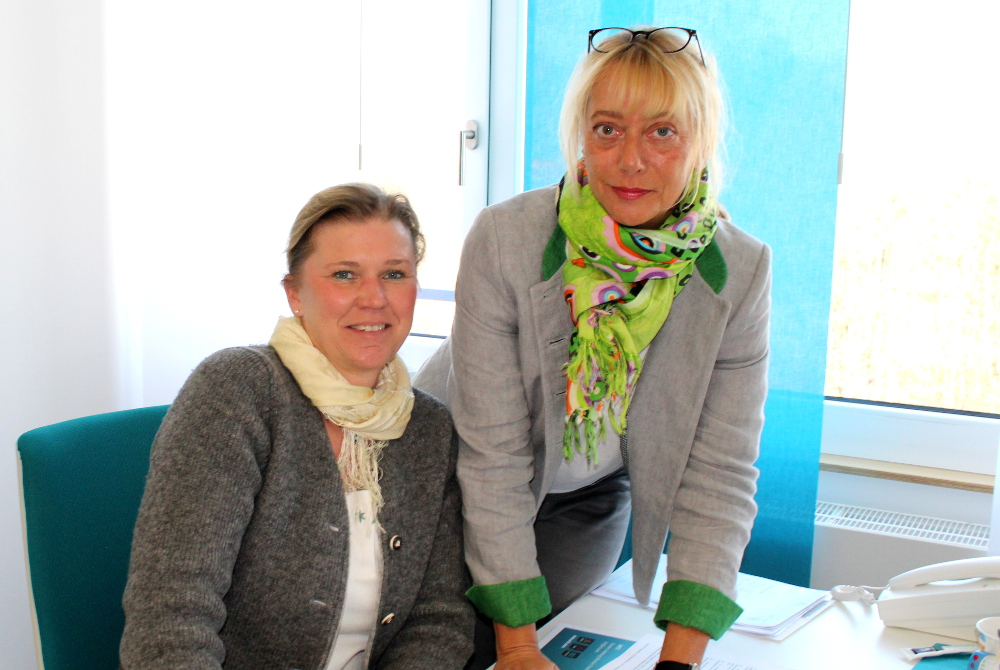 Simone Schöttner, ehemals bavAIRia Mitarbeiterin, jetzt bei ARTS