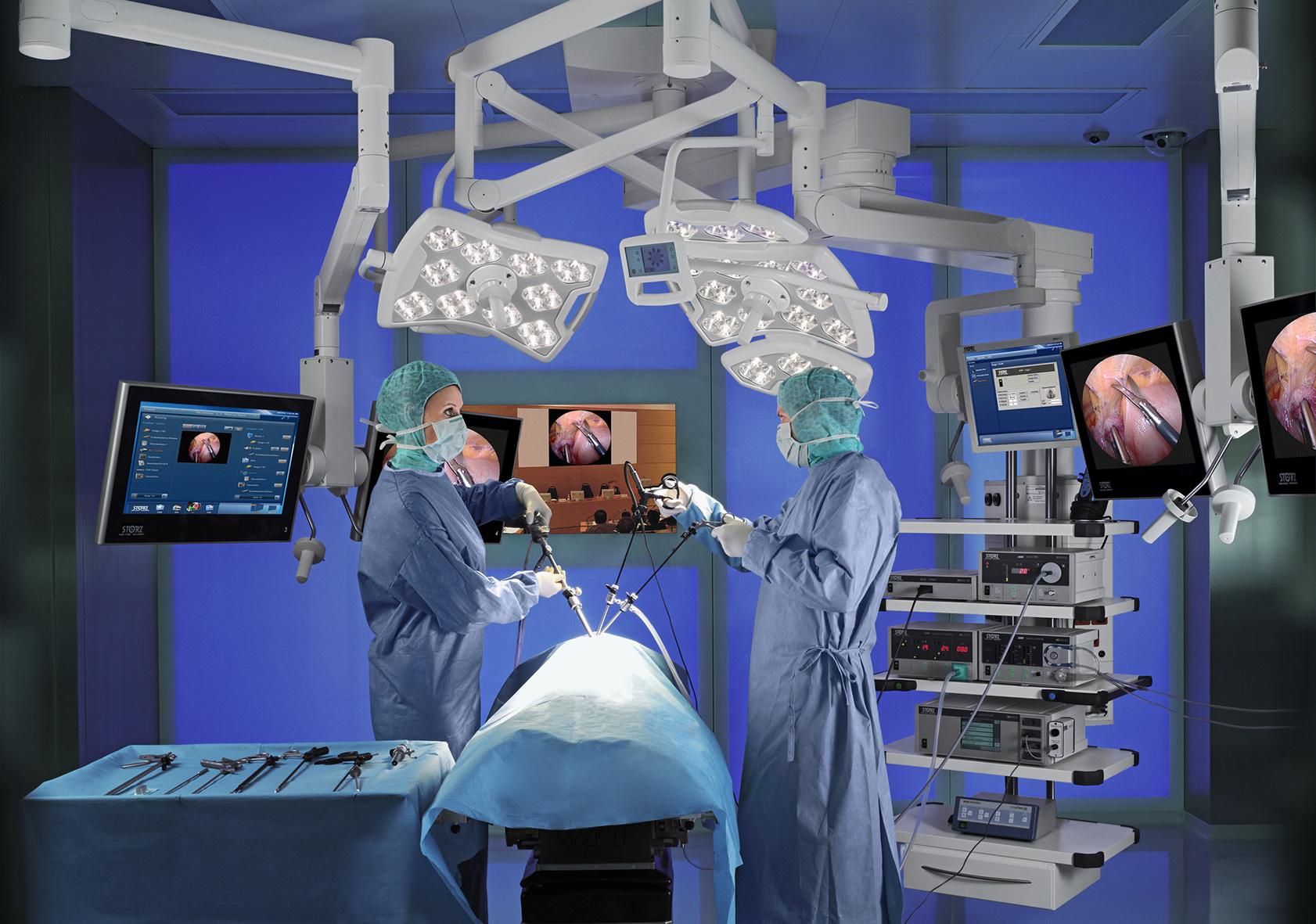 Medizintechniker schaffen Innovationen für die Gesundheit