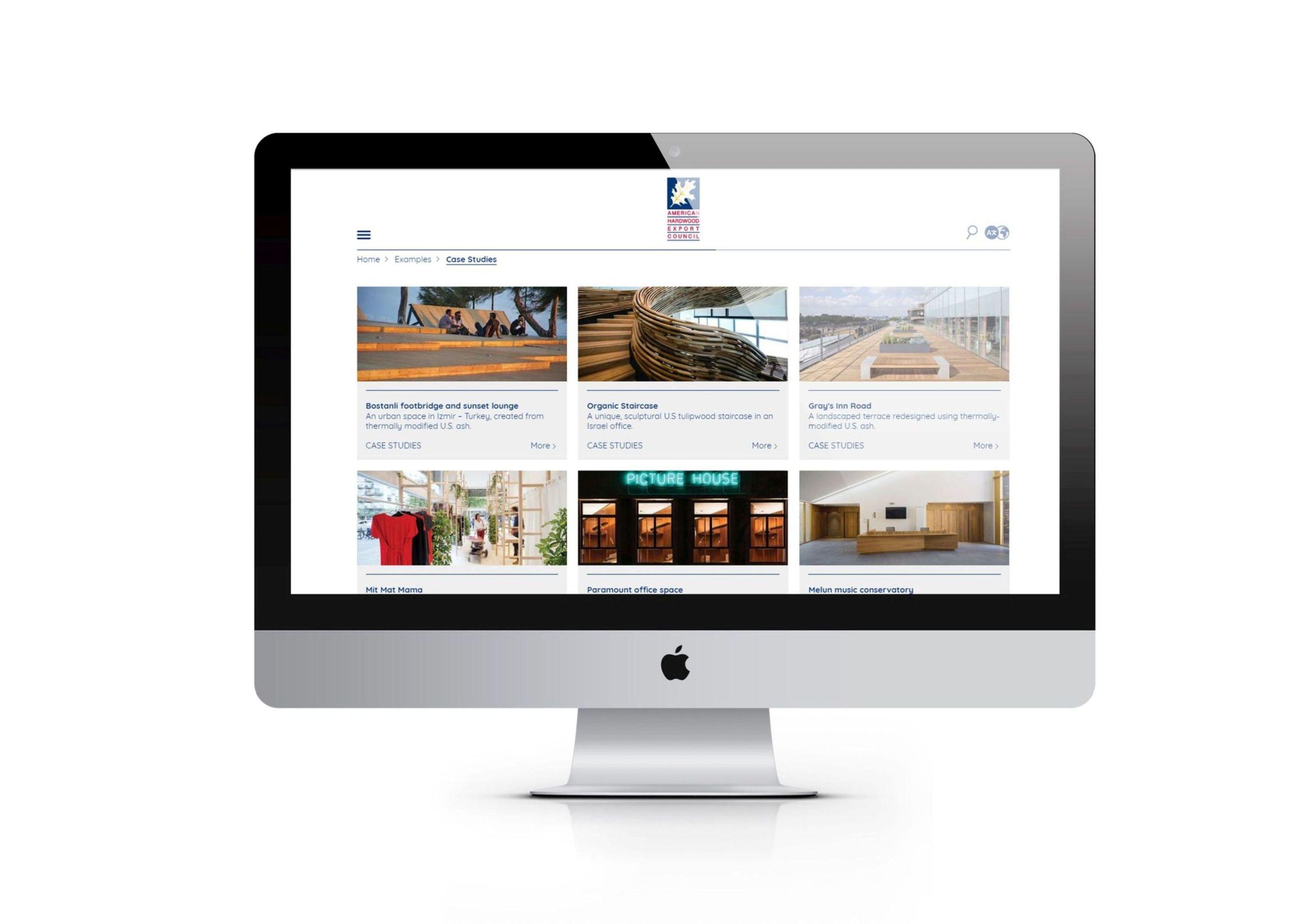AHEC LAUNCHT NEUE WEBSITE
