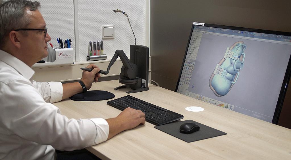 Schlafmasken aus dem 3D-Drucker – IFA3D will innovative Medizinprodukte in der Metal Eco City fertigen