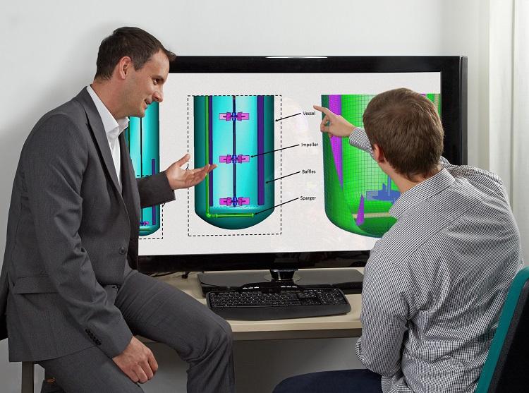 Fraunhofer IGD – Der Bioreaktor in der Datenwolke