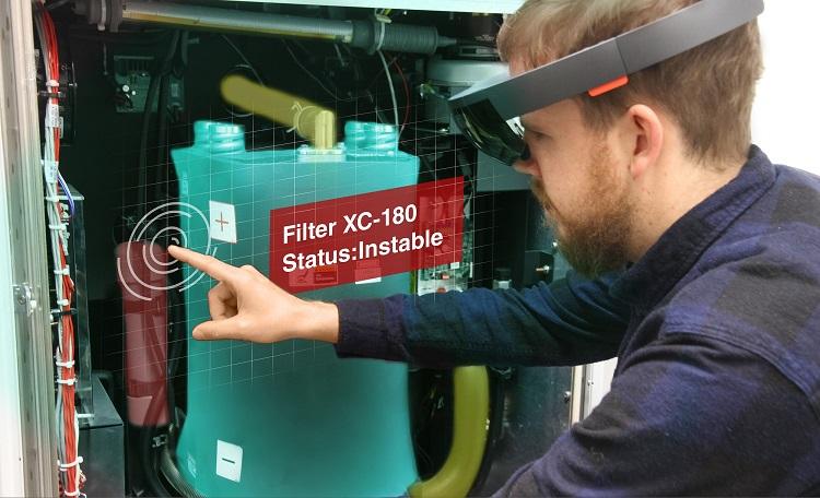 CeBIT 2017: Fraunhofer veröffentlicht AR-Technologie für Smartphone- und HoloLens-Anwendungen