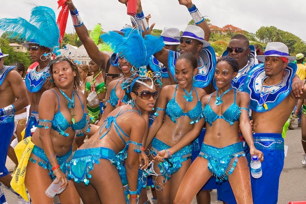 Feste und Events auf Saint Lucia - fröhlich, bunt und immer mit Musik