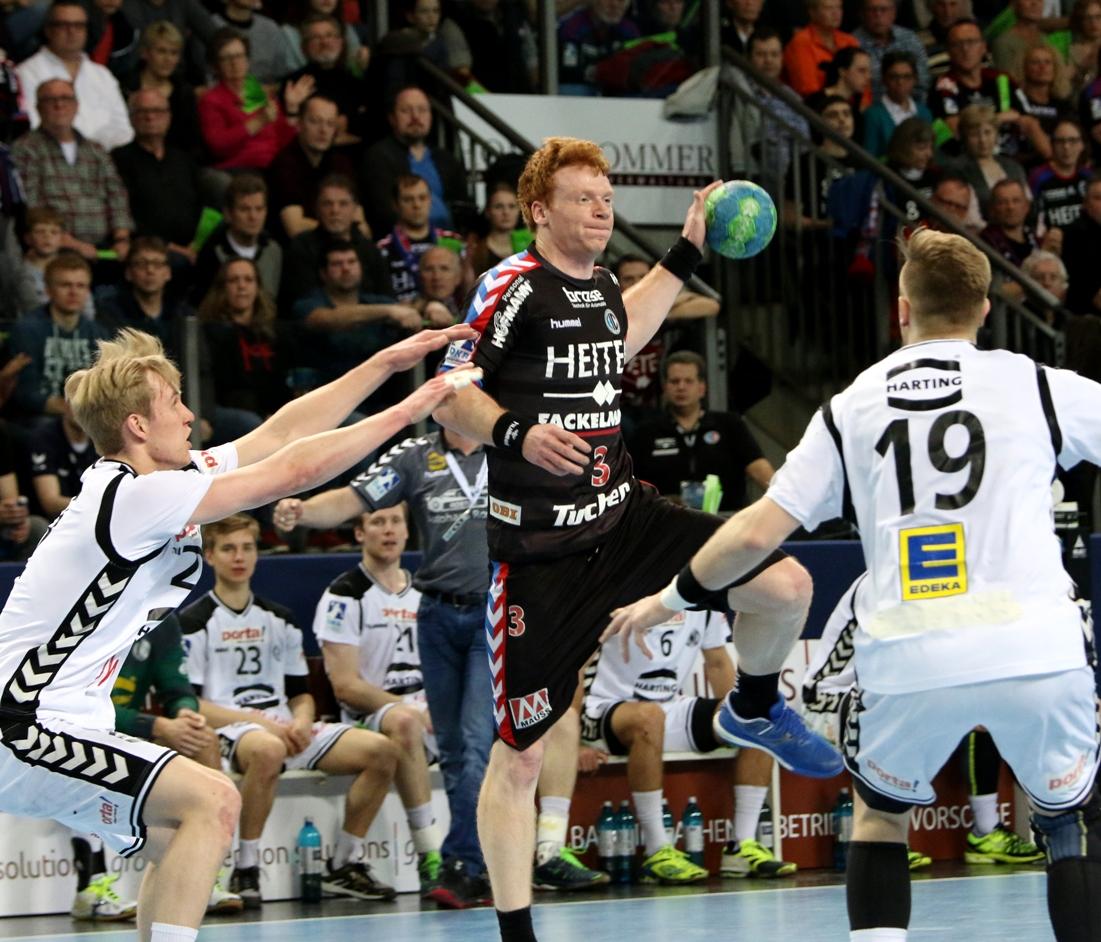 Handball-Bundesliga: HC Erlangen verliert gegen Mitaufsteiger Minden