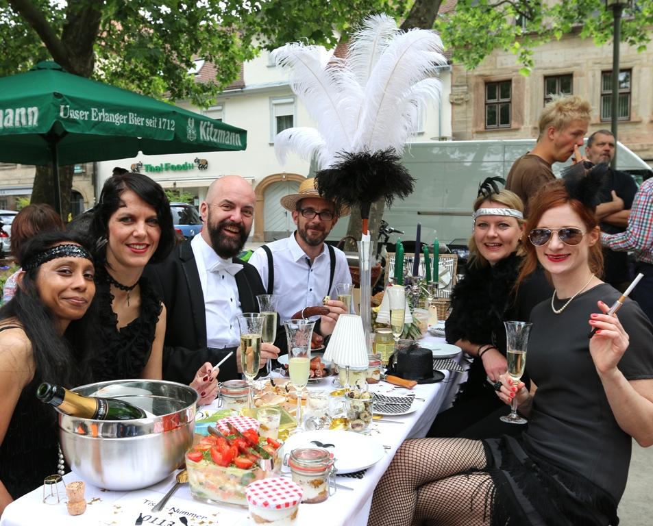 Bürgerstiftung Erlangen: noch vier Wochen bis zum Bürger-Brunch