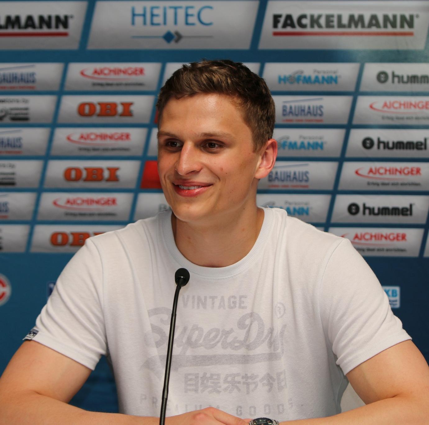 HC Erlangen verpflichtet russischen Junioren-Nationalspieler Gorpishin