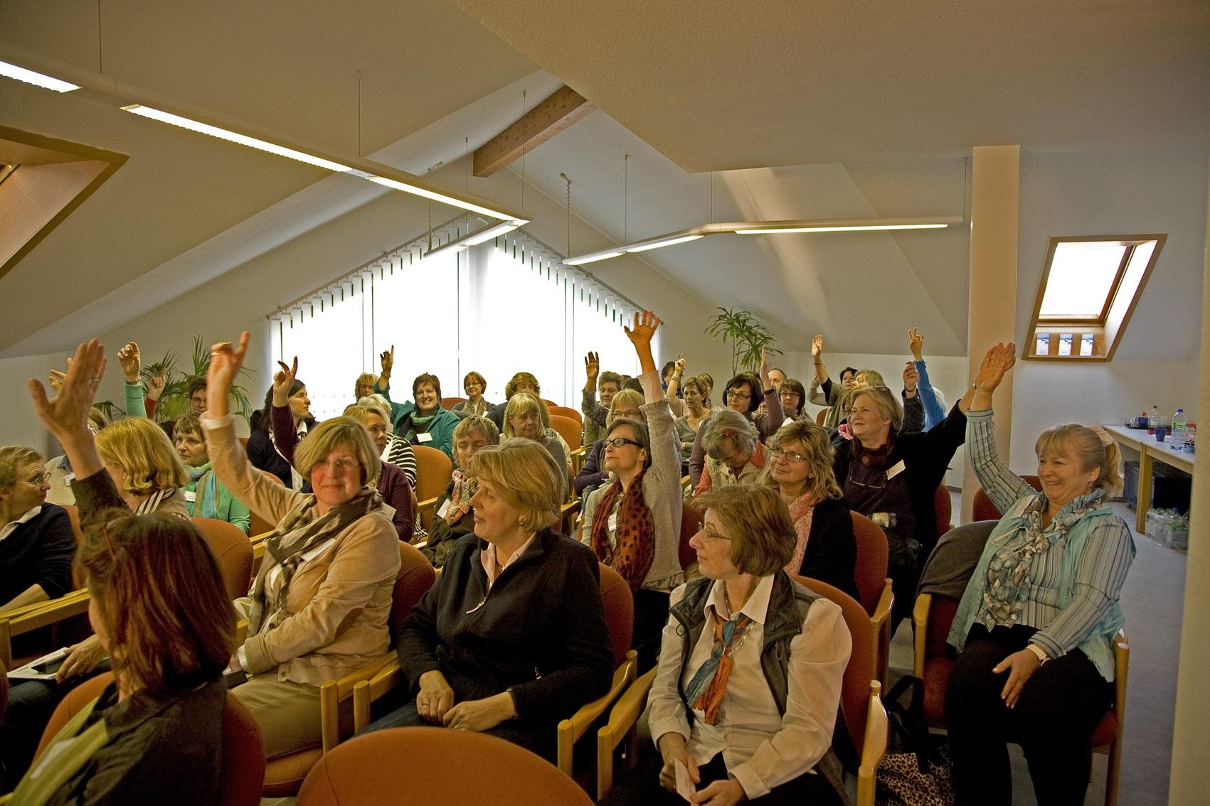 Senioren-Assistenz bietet punktuelle Unterstützung -