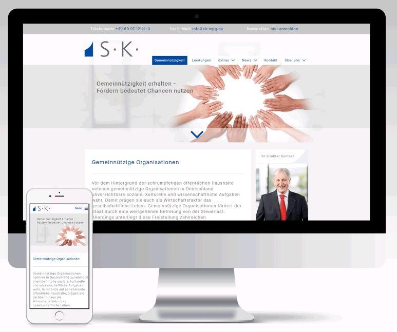 SK bietet neuen Online-Zugang rund um das Thema Gemeinnützigkeit