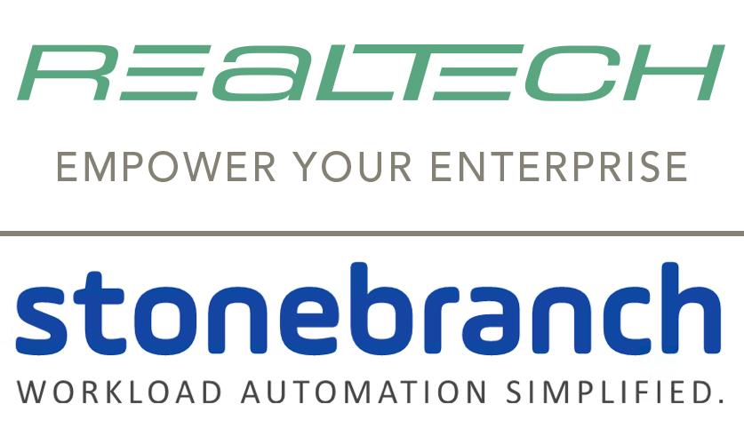 REALTECH und Stonebranch vereinbaren strategische Partnerschaft f#xFCr Realtime Automation Management