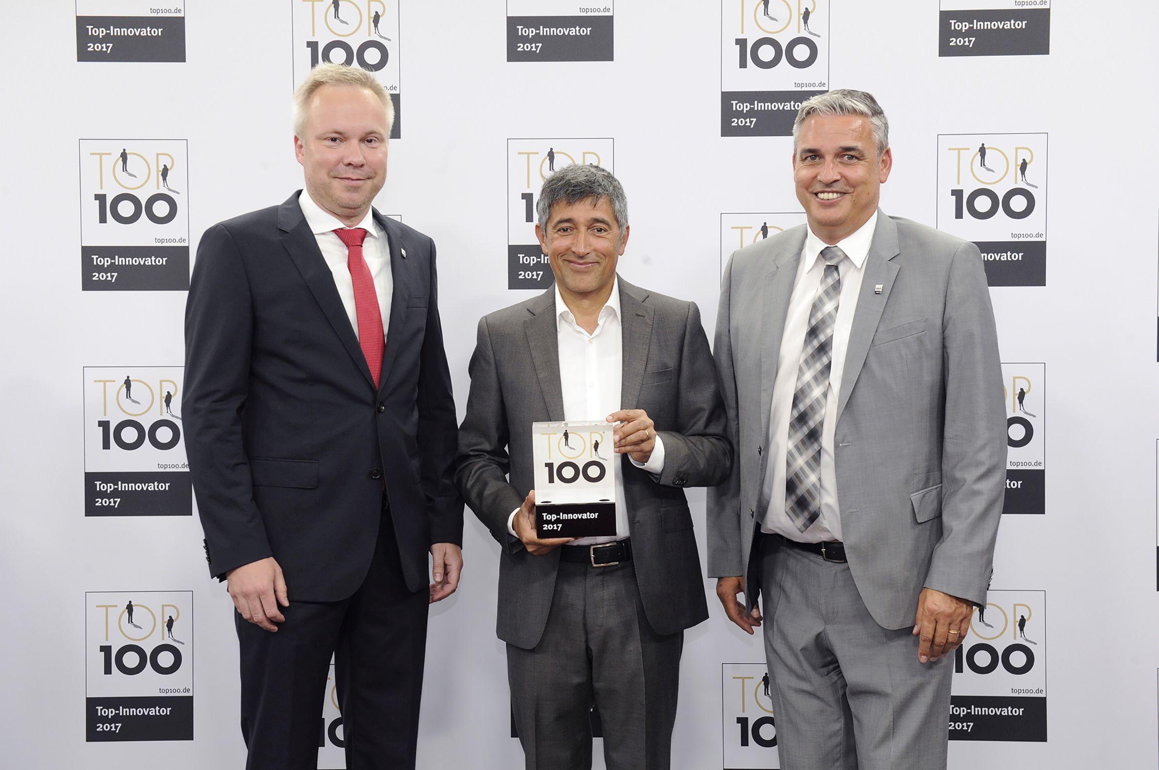 Datavard erneut als Innovationsführer ausgezeichnet