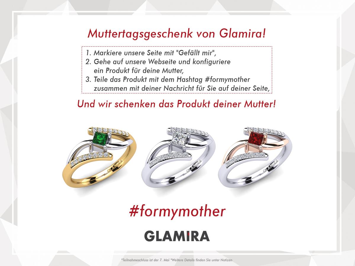 Facebook Muttertags-Aktion von Glamira!