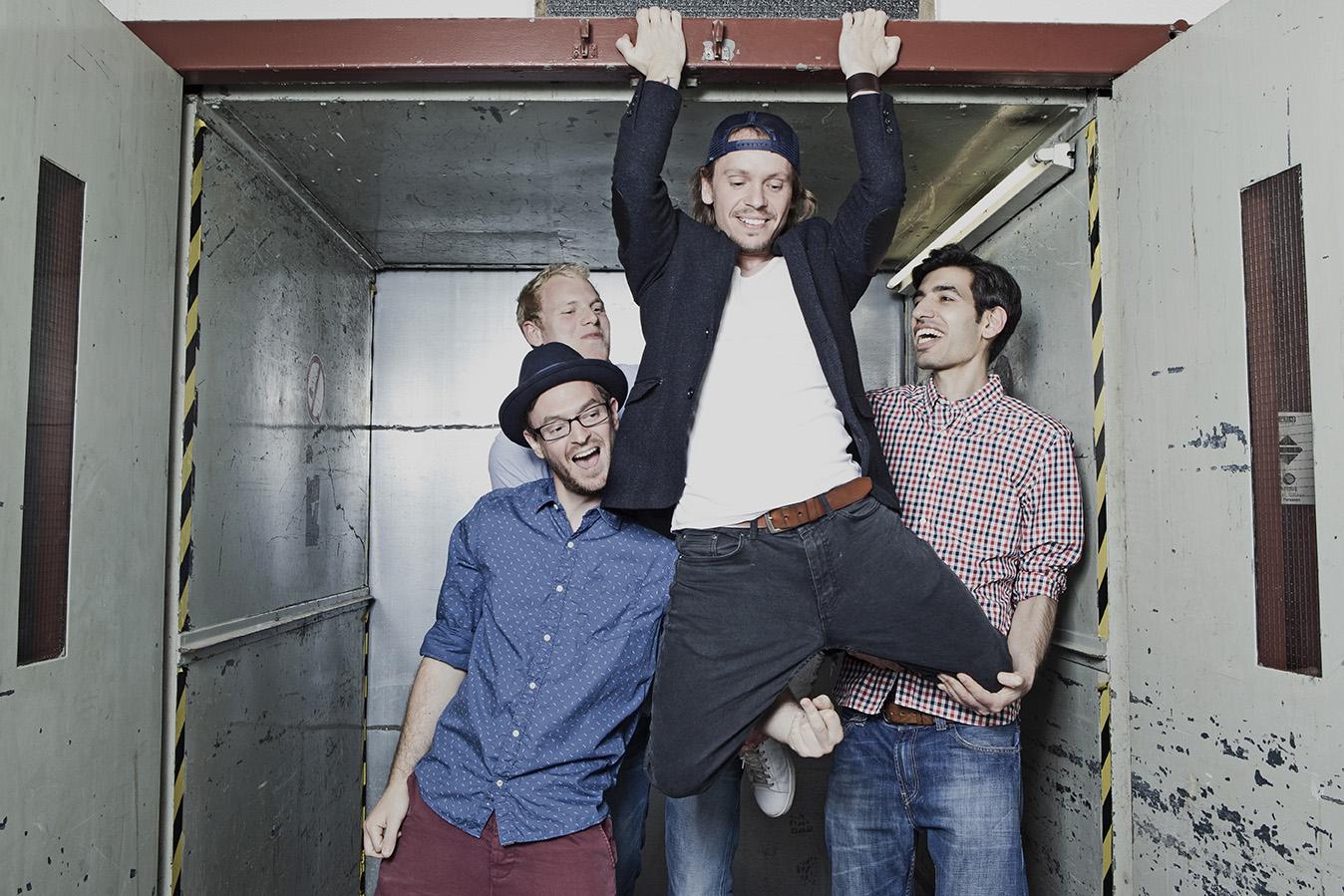 Hitchkokk: Mainzer Indie-Pop Band auf dem Weg zur großen Show-Karriere