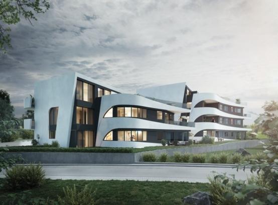 """""""Bietigheim-Bissingen City-Wave"""": ein architektonischer Blickfang"""