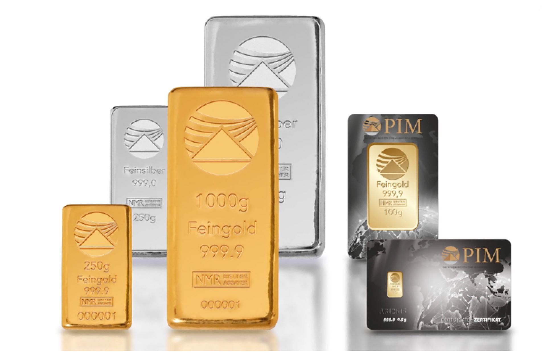 Kurz vorgestellt: PIM Gold und Scheideanstalt