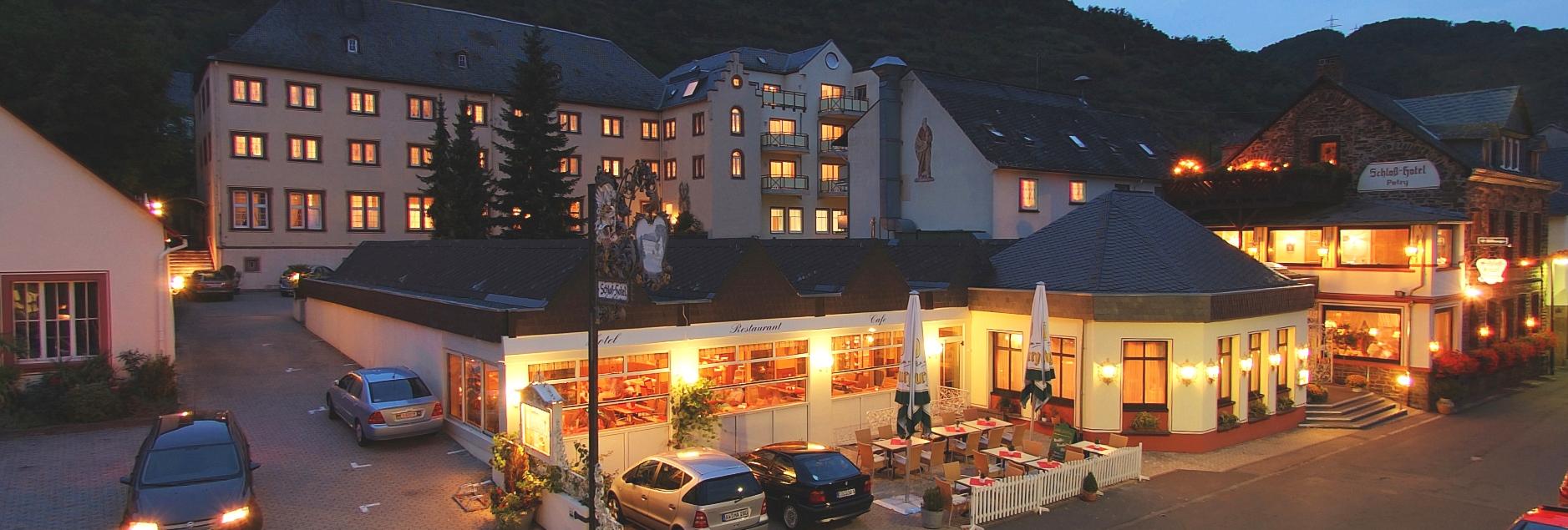 Hotels an der Mosel