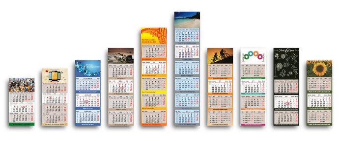 NEU - Der 3-Monatskalender im M und L Format