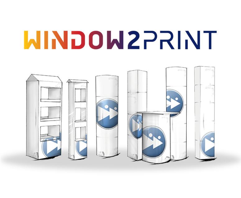 Automatische-Karton-Displays jetzt bei Window2Print
