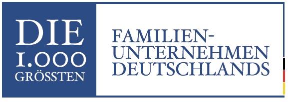 Top-1000-Familienunternehmen 2017 veröffentlicht