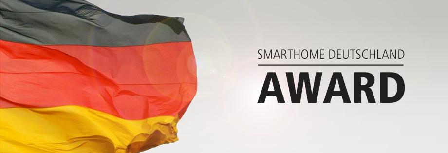 SmartHome Award 2017 – Die Nominierten stehen fest!