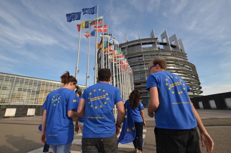 Zukunft Europas: Jugend will EU generalüberholen